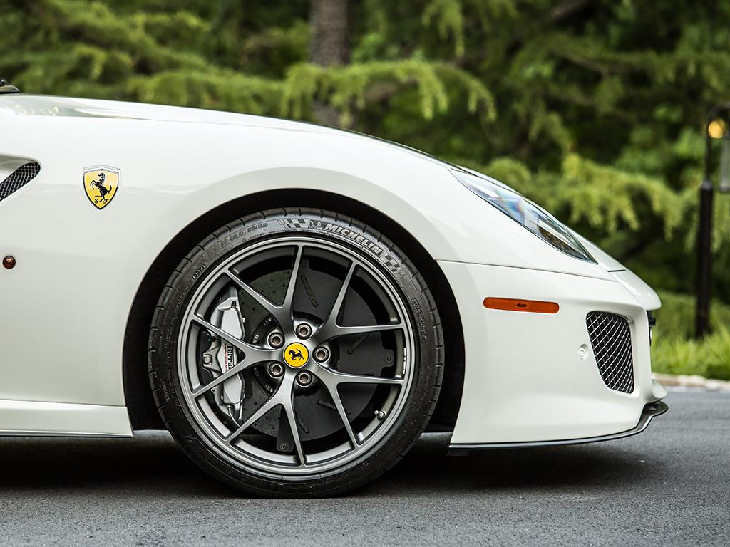 Ferrari 599 GTO in auction (9)