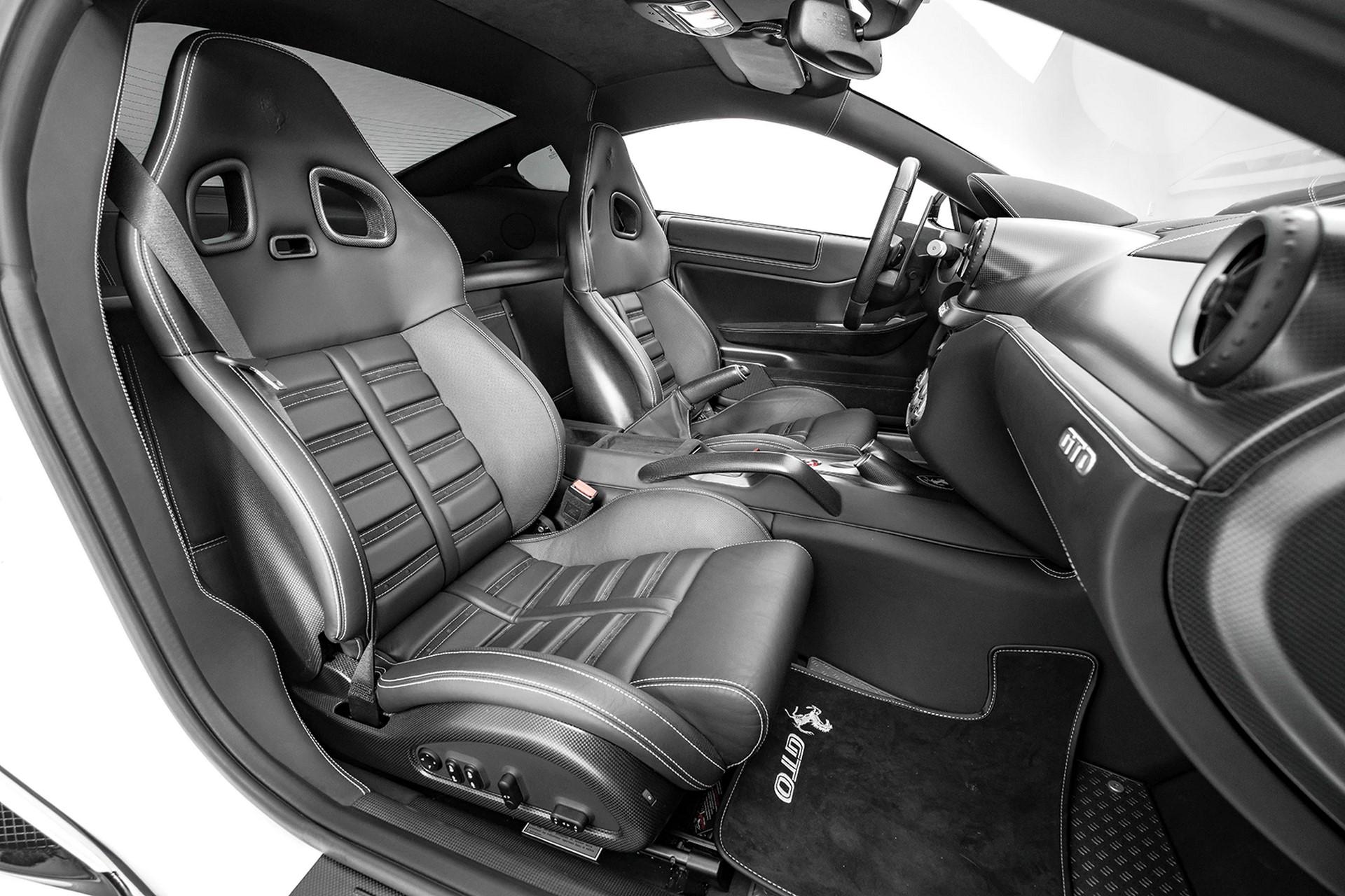 Ferrari 599 GTO with xx aero parts (2)
