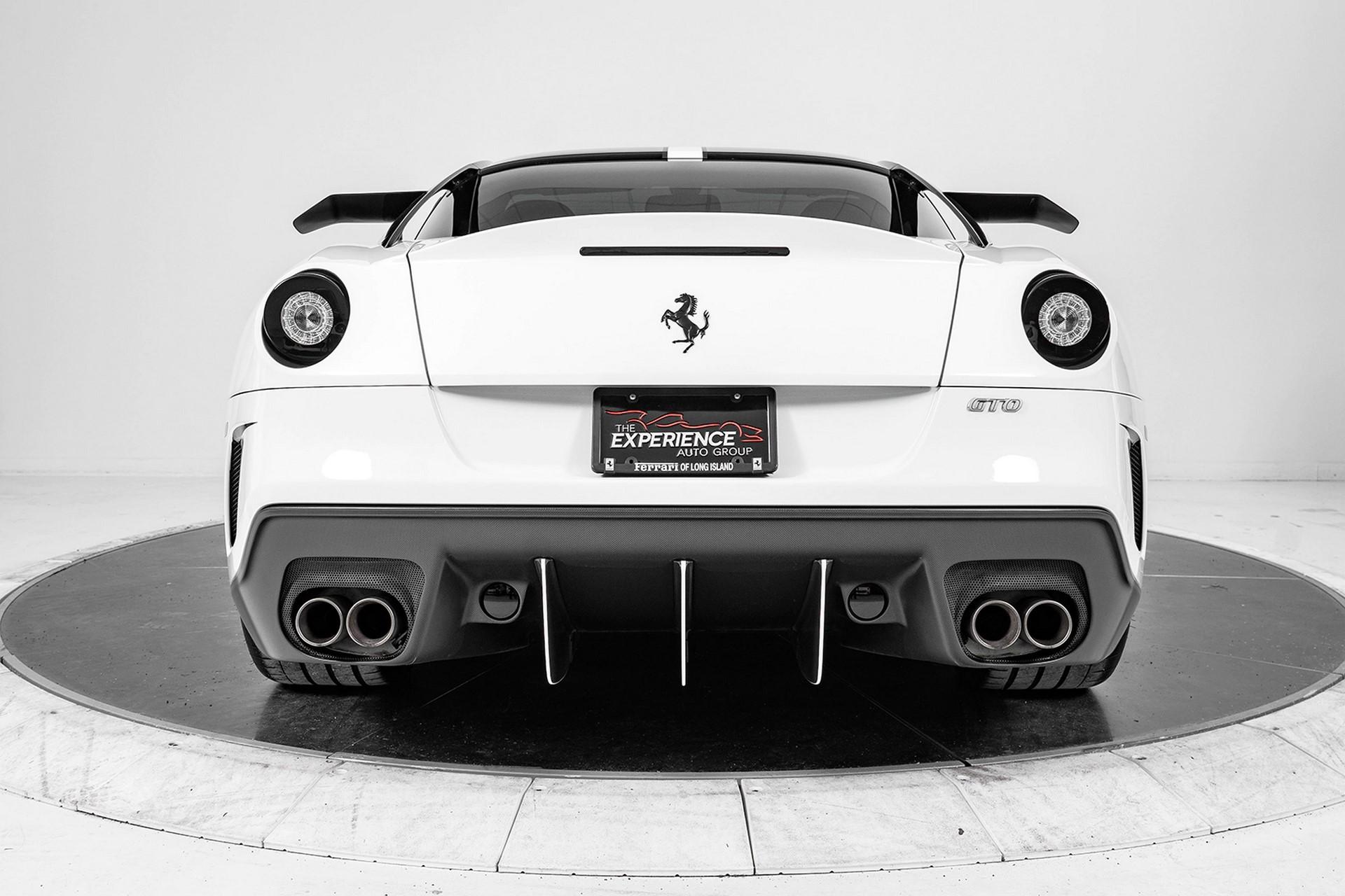 Ferrari 599 GTO with xx aero parts (20)