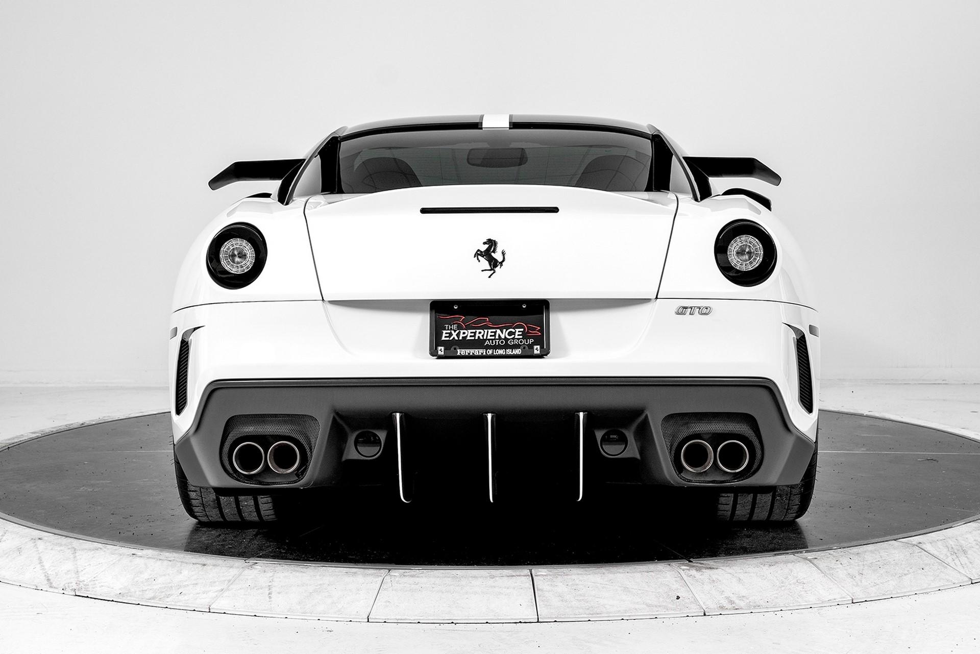 Ferrari 599 GTO with xx aero parts (4)