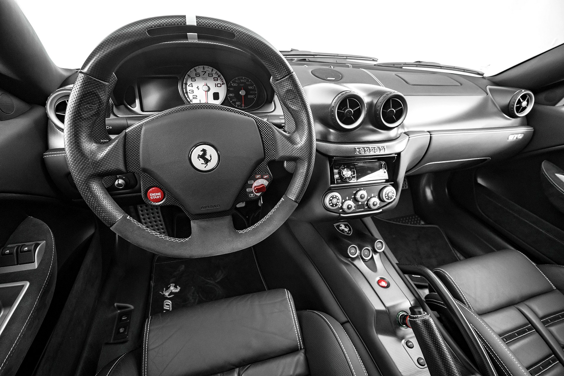 Ferrari 599 GTO with xx aero parts (41)