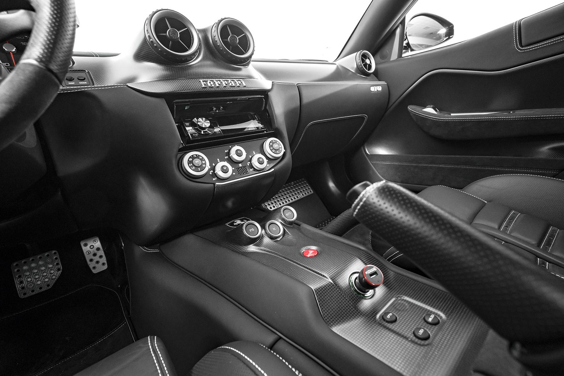 Ferrari 599 GTO with xx aero parts (8)
