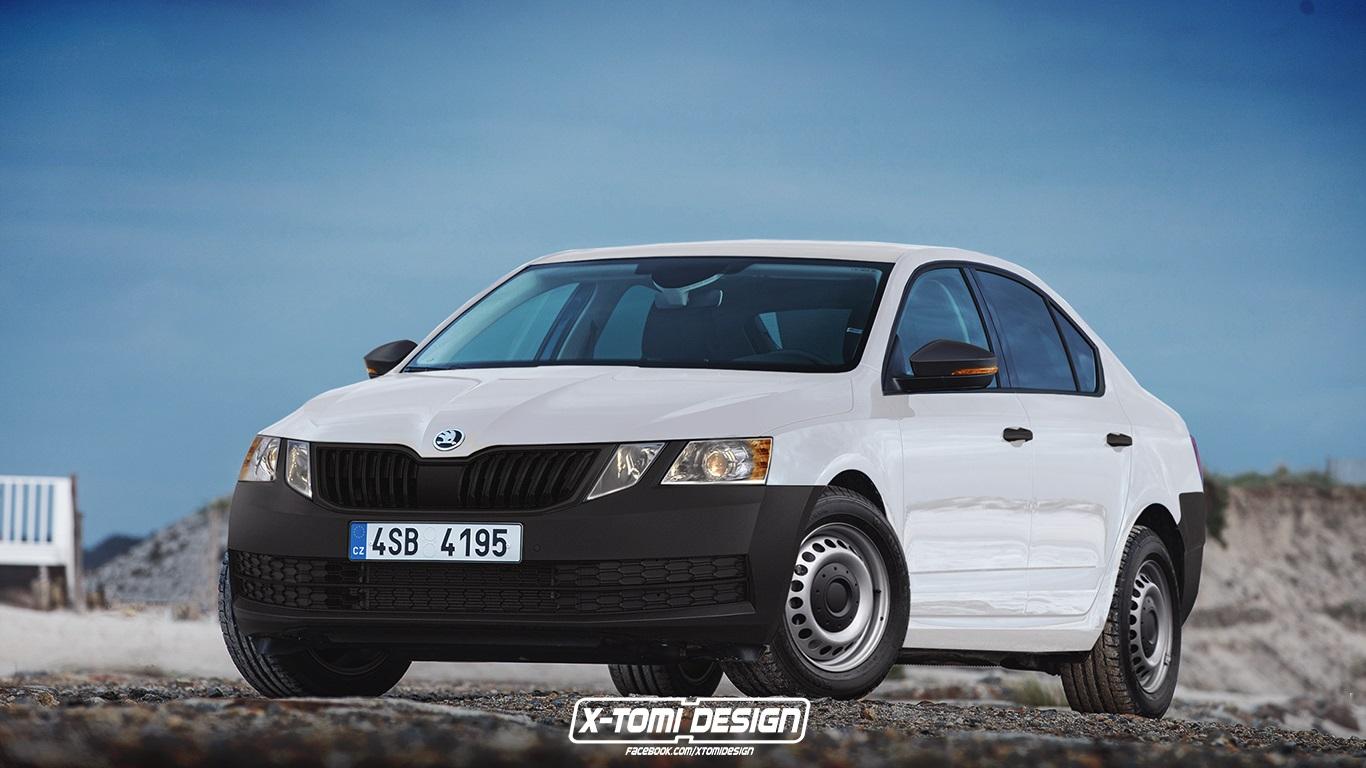 Skoda Octavia Classic2