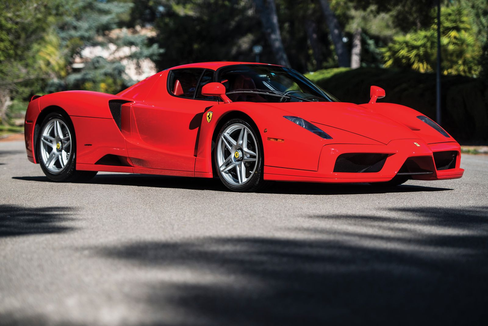 Ferrari Enzo auction -1