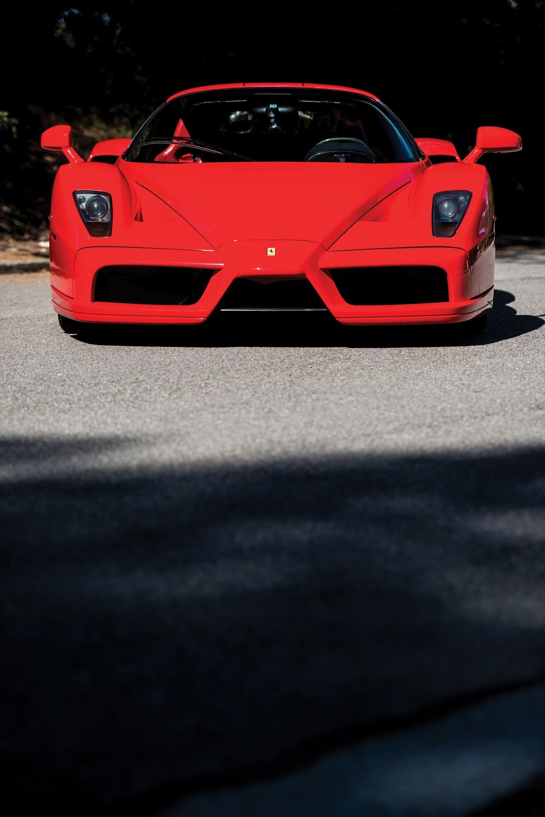 Ferrari Enzo auction -10