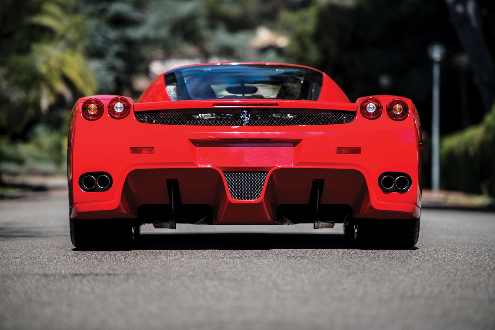 Ferrari Enzo auction -11
