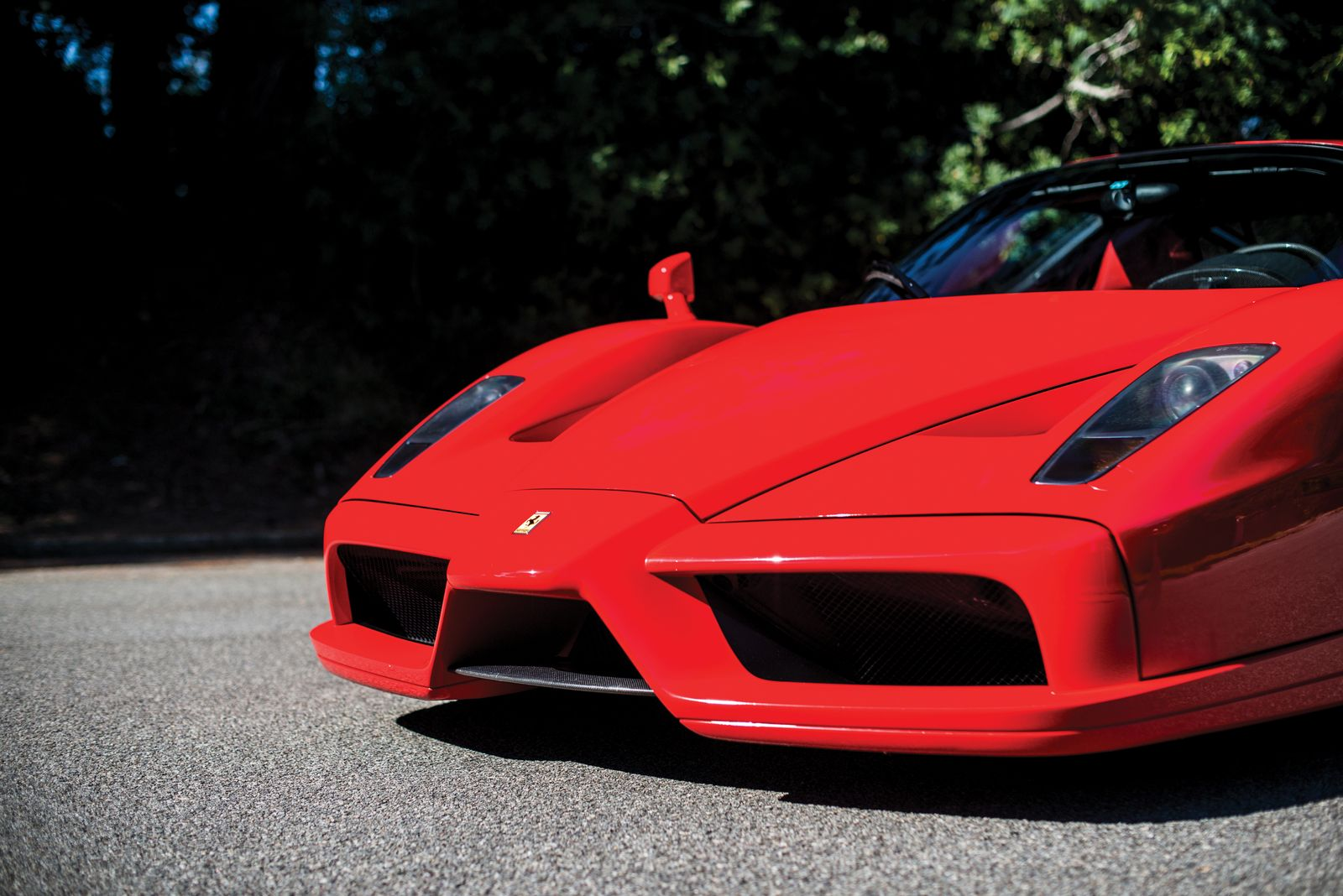 Ferrari Enzo auction -19