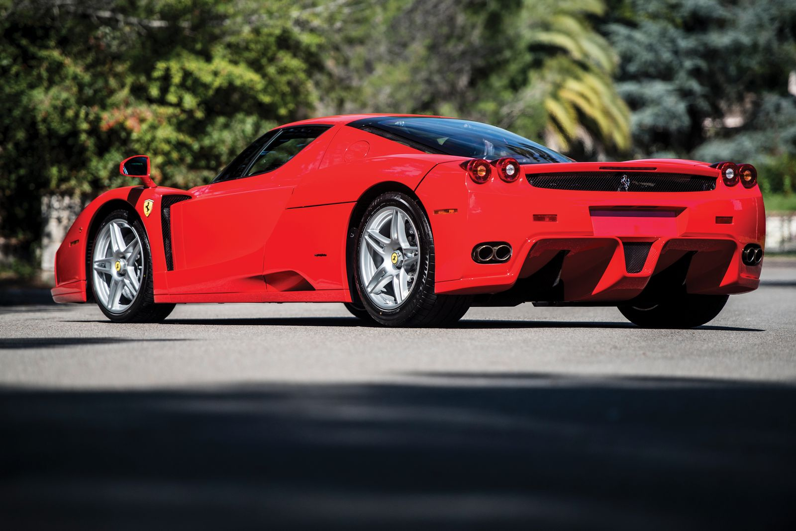 Ferrari Enzo auction -2
