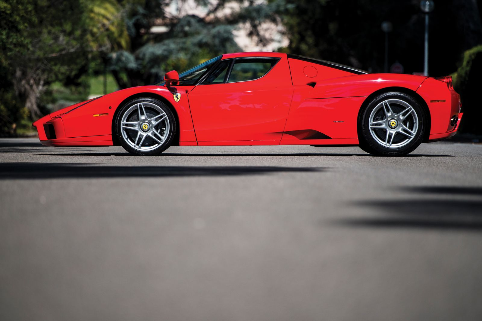 Ferrari Enzo auction -5