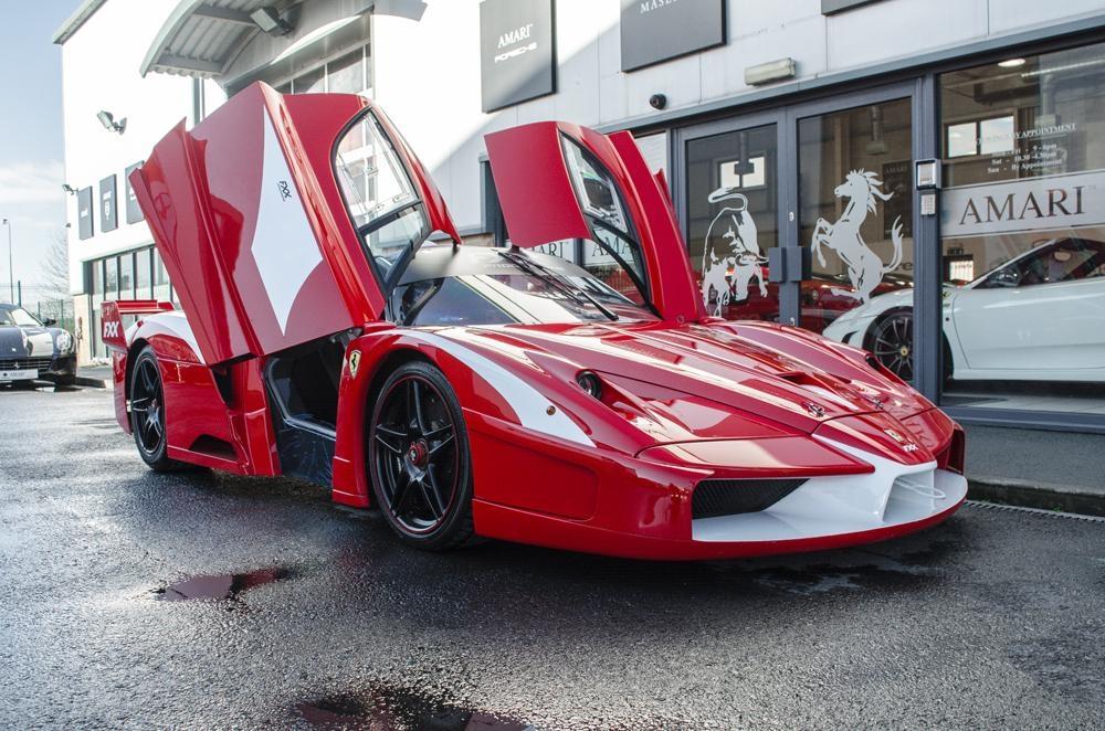 Ferrari Enzo FXX Evoluzione for sale (9)