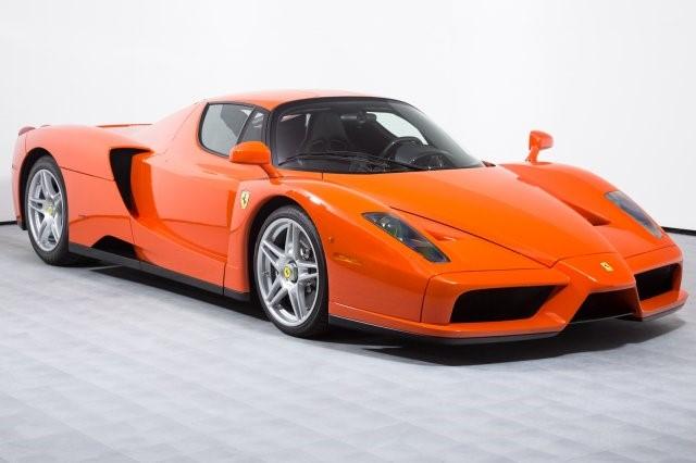 Ferrari Enzo Rosso Dino Orange (1)