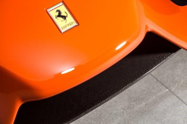 Ferrari Enzo Rosso Dino Orange (10)
