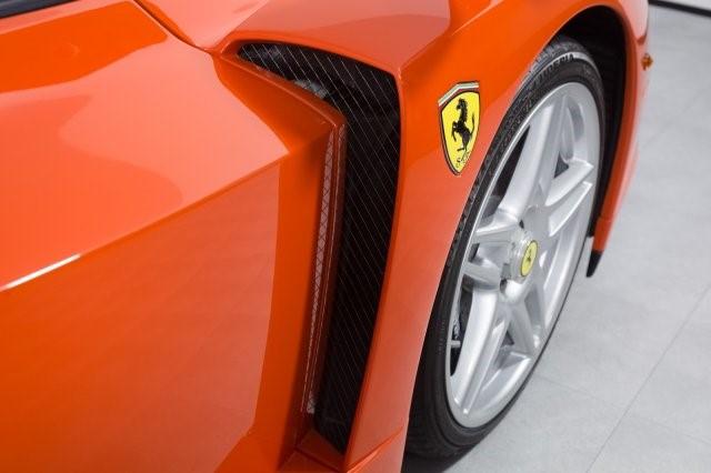 Ferrari Enzo Rosso Dino Orange (15)