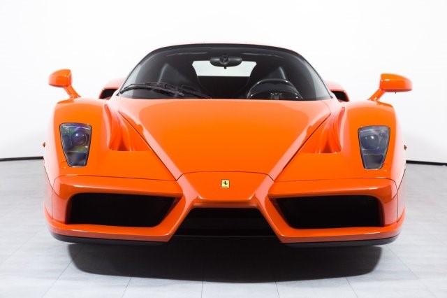 Ferrari Enzo Rosso Dino Orange (2)