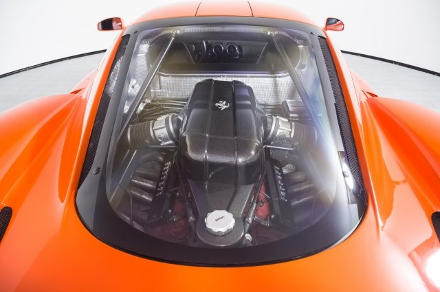 Ferrari Enzo Rosso Dino Orange (20)