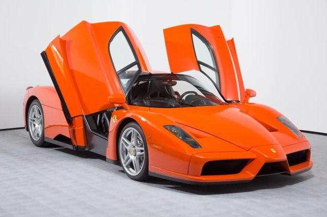 Ferrari Enzo Rosso Dino Orange (24)