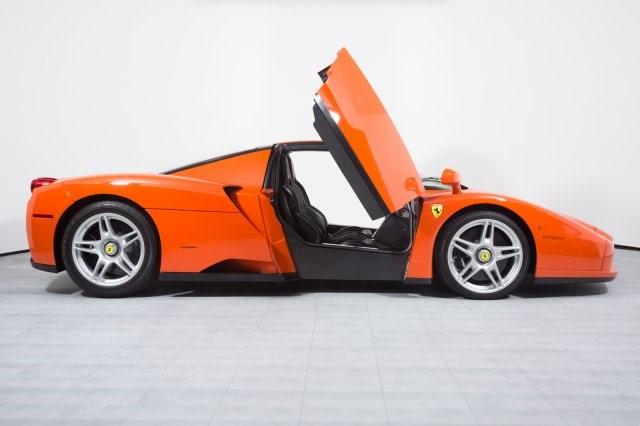 Ferrari Enzo Rosso Dino Orange (25)