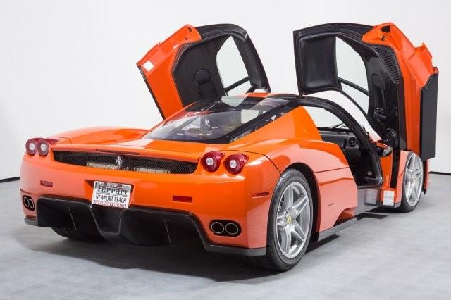 Ferrari Enzo Rosso Dino Orange (26)