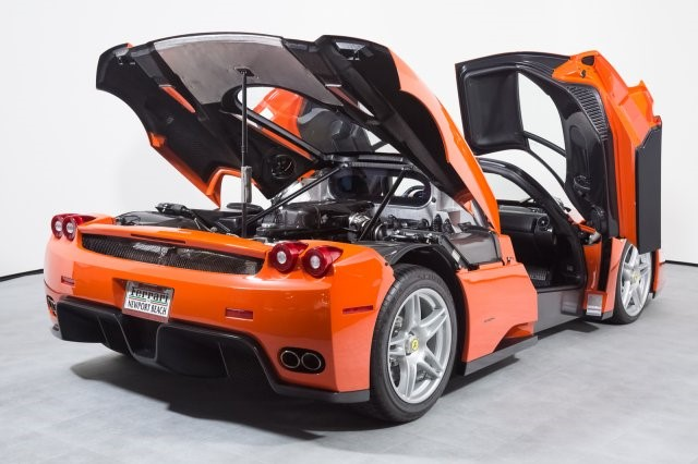 Ferrari Enzo Rosso Dino Orange (27)
