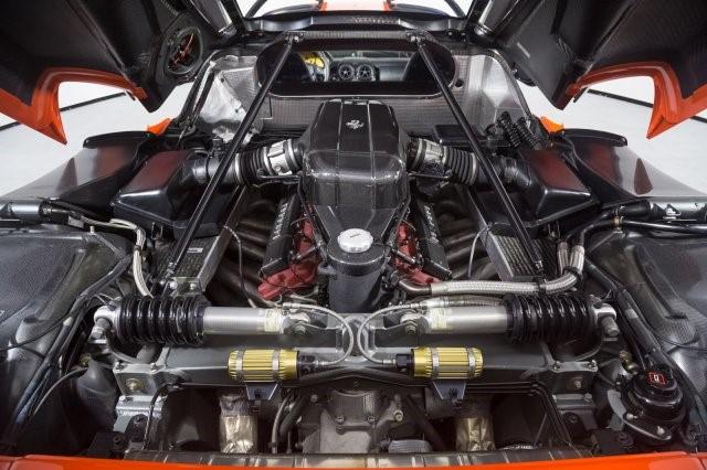 Ferrari Enzo Rosso Dino Orange (29)