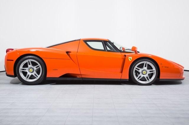 Ferrari Enzo Rosso Dino Orange (3)