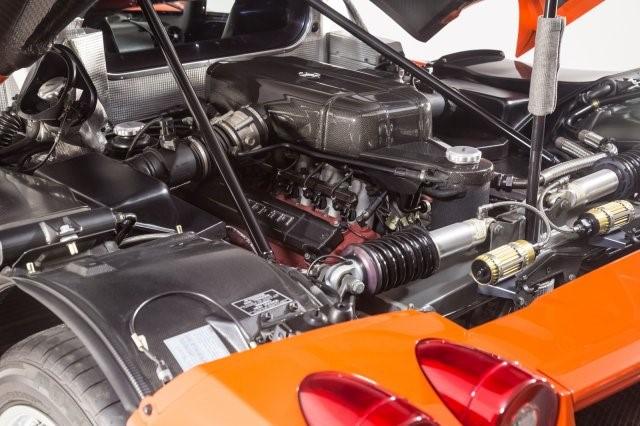 Ferrari Enzo Rosso Dino Orange (31)