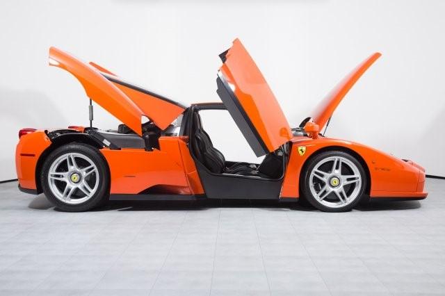 Ferrari Enzo Rosso Dino Orange (35)
