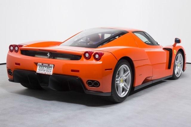 Ferrari Enzo Rosso Dino Orange (4)