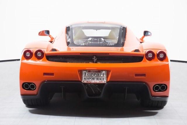 Ferrari Enzo Rosso Dino Orange (5)