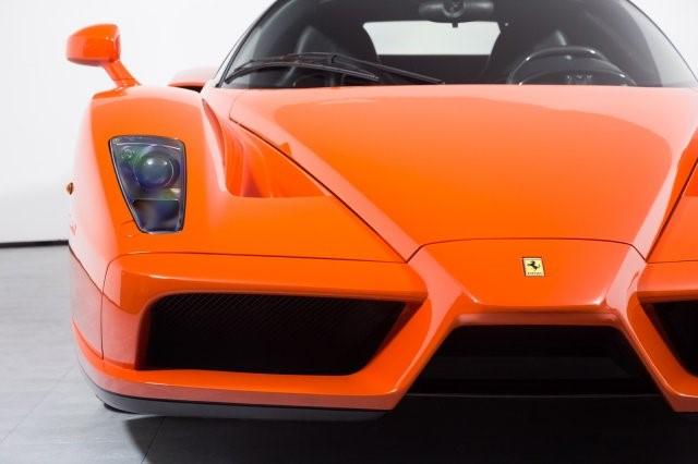 Ferrari Enzo Rosso Dino Orange (6)