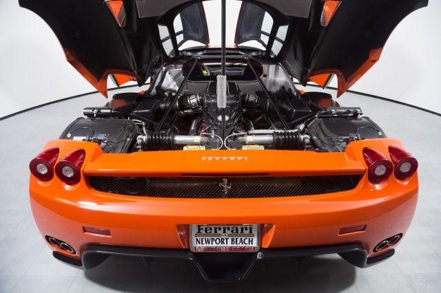 Ferrari Enzo Rosso Dino Orange (64)