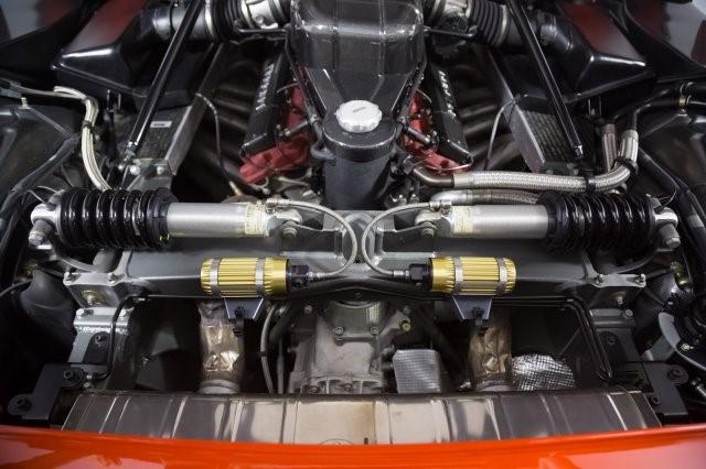 Ferrari Enzo Rosso Dino Orange (65)
