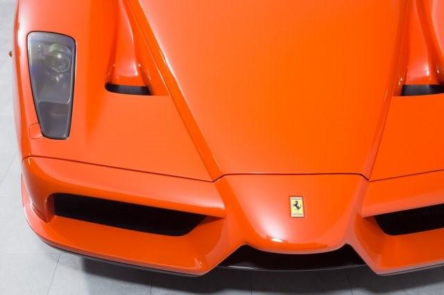 Ferrari Enzo Rosso Dino Orange (7)