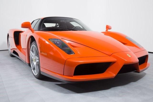 Ferrari Enzo Rosso Dino Orange (8)