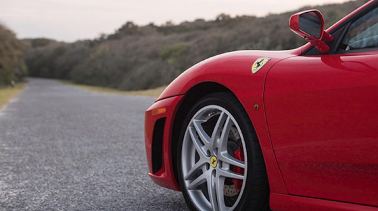 Ferrari F430 Donald Trump (3)