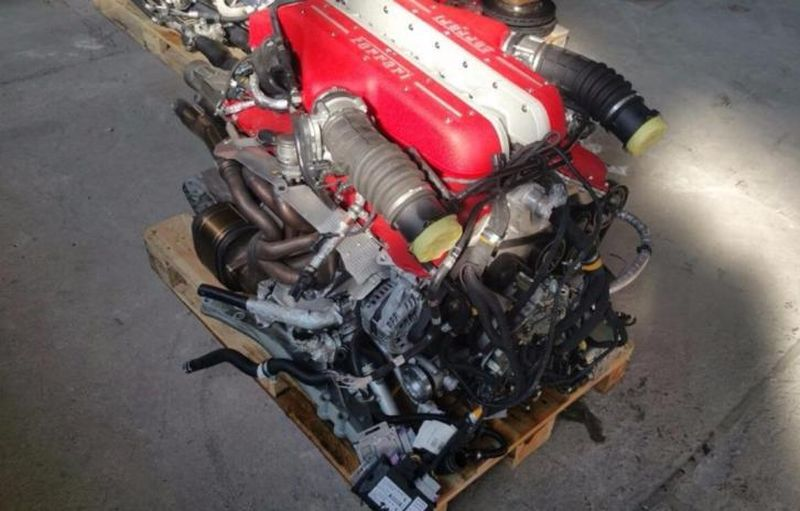 Ferrari FF V12 engine for sale (9)