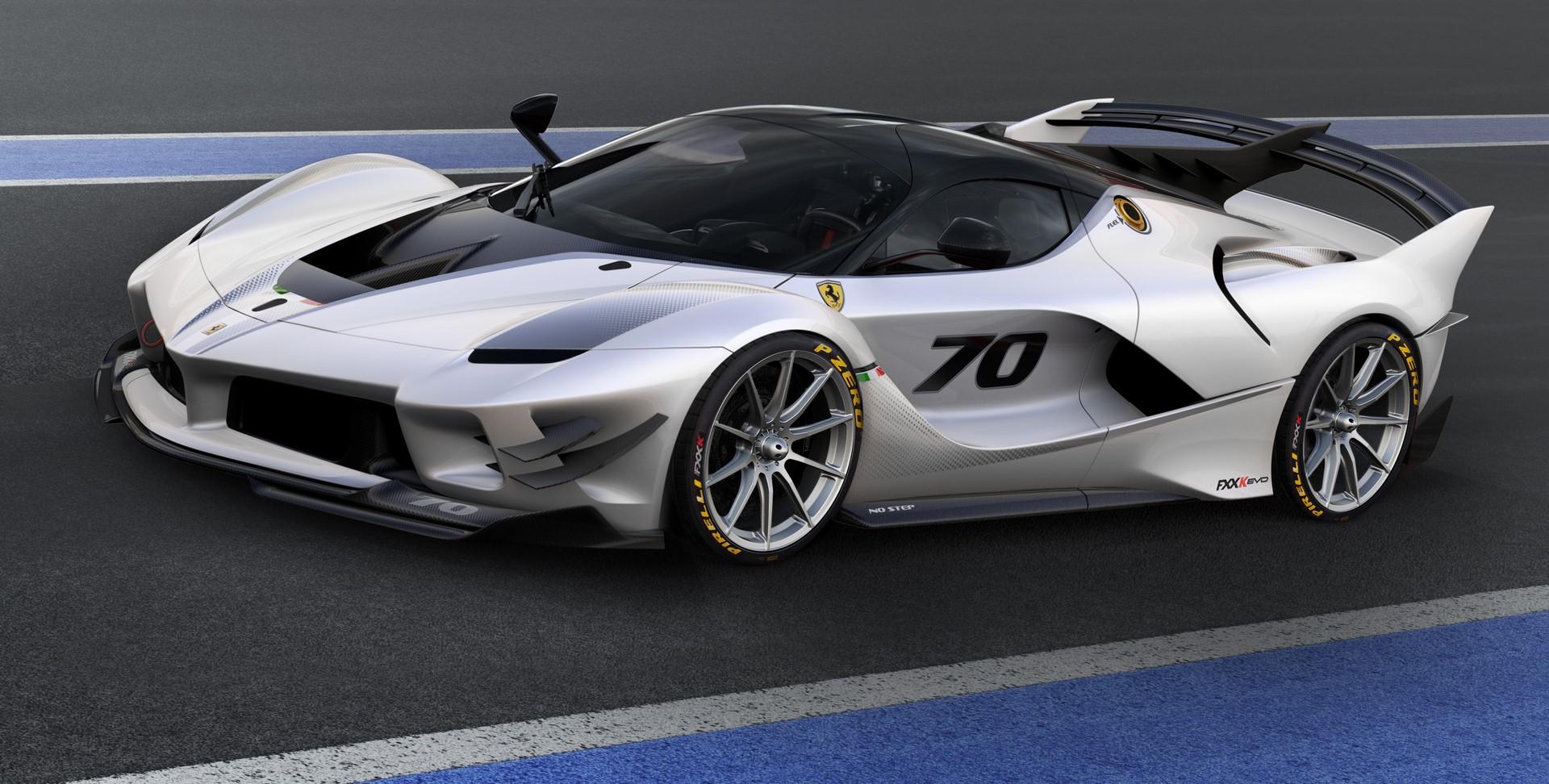 Ferrari FXX K Evo (1)