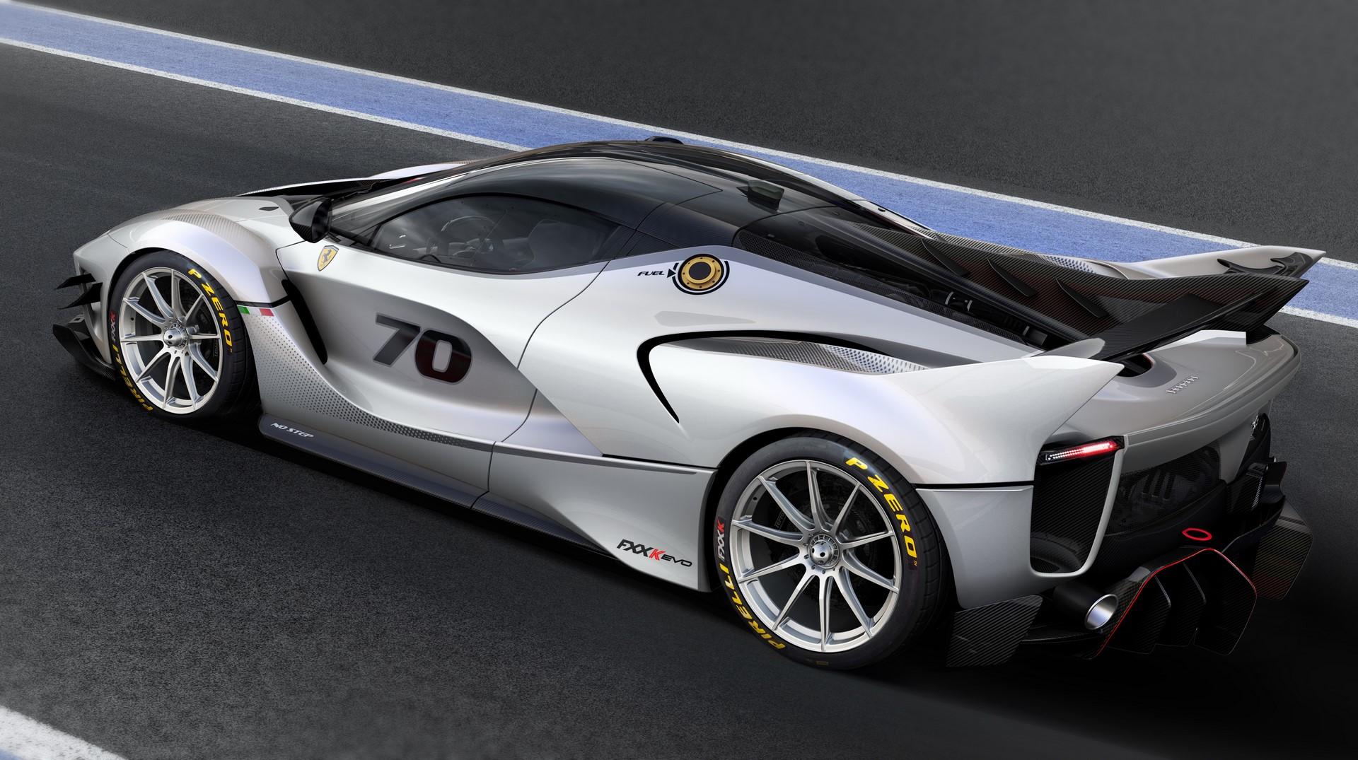 Ferrari FXX K Evo (5)