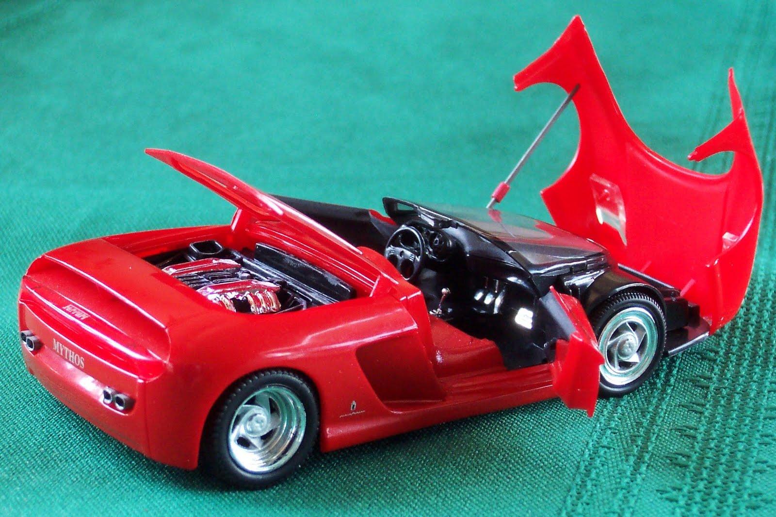 Ferrari Mythos F