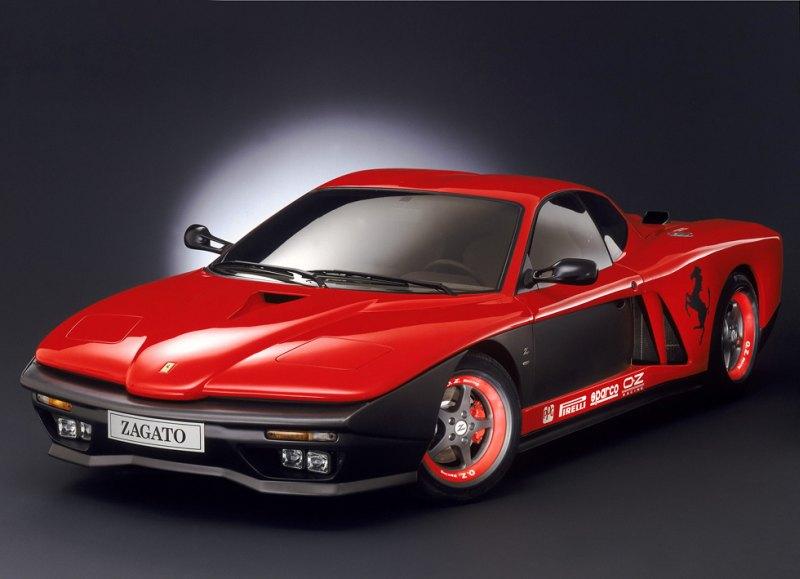 Ferrari Zagato FZ93 (6)