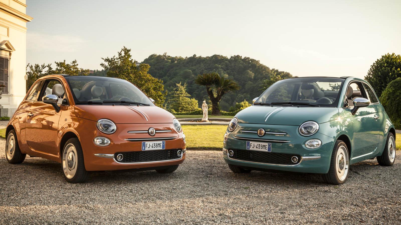 Fiat 500 Anniversario Edition (1)