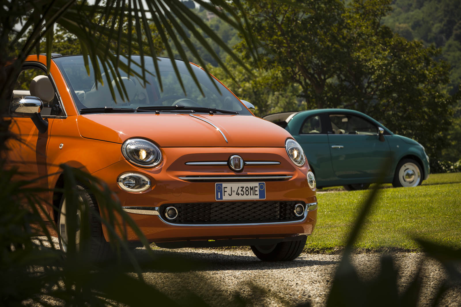 Fiat 500 Anniversario Edition (10)