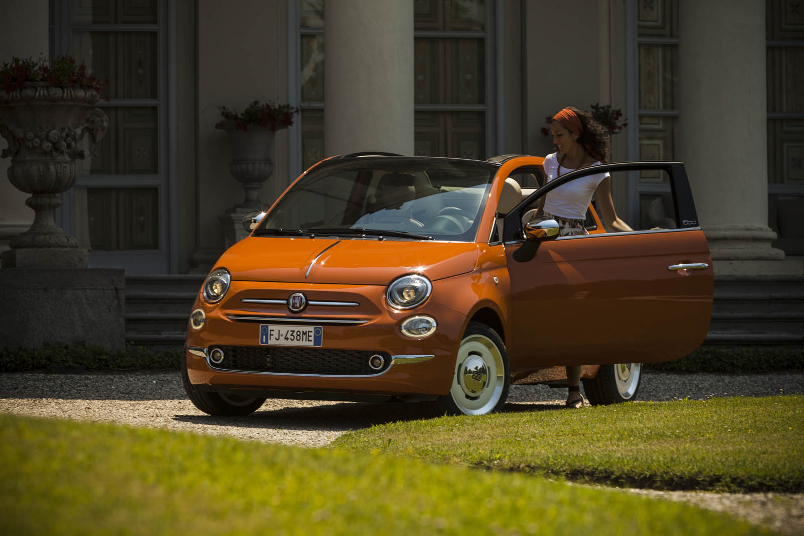 Fiat 500 Anniversario Edition (12)
