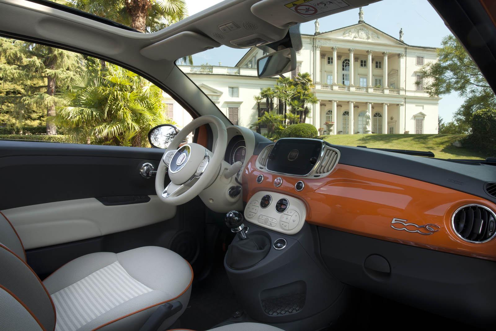 Fiat 500 Anniversario Edition (13)