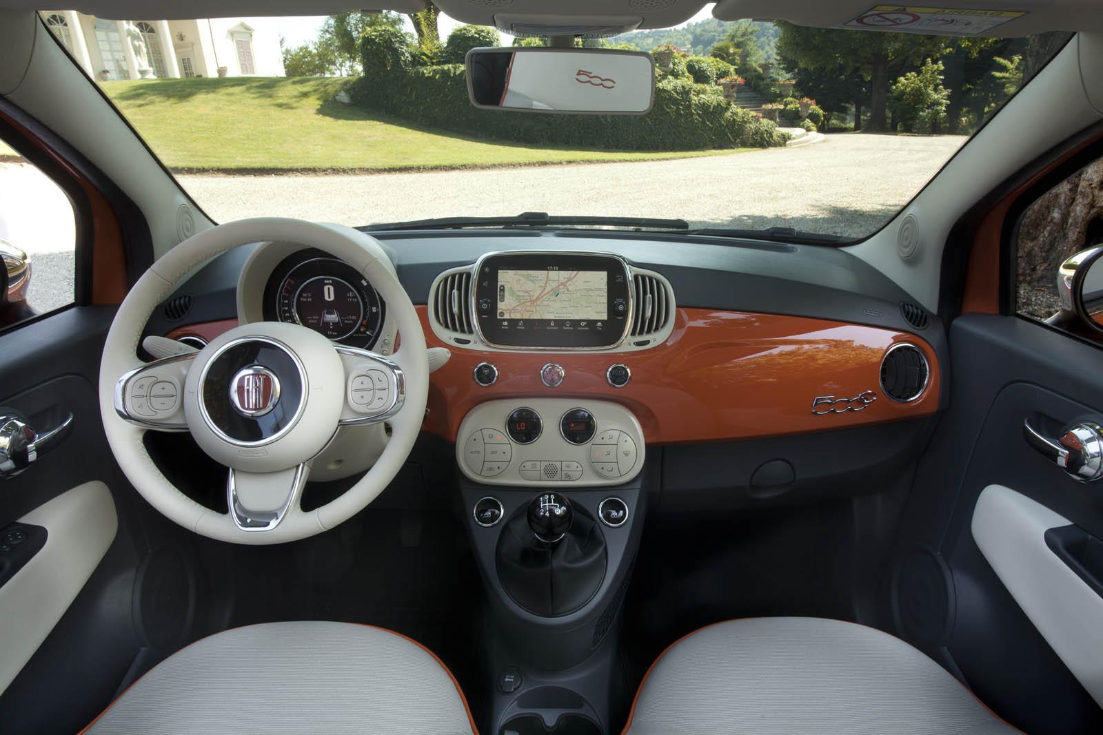Fiat 500 Anniversario Edition (14)