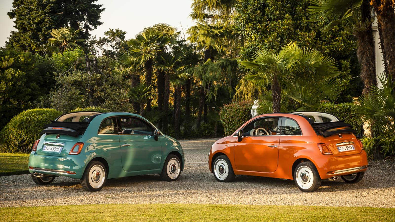 Fiat 500 Anniversario Edition (2)