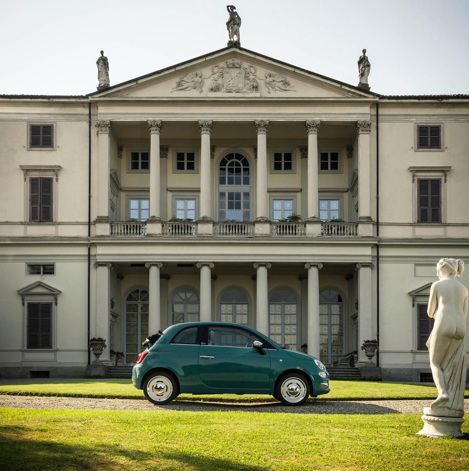 Fiat 500 Anniversario Edition (3)