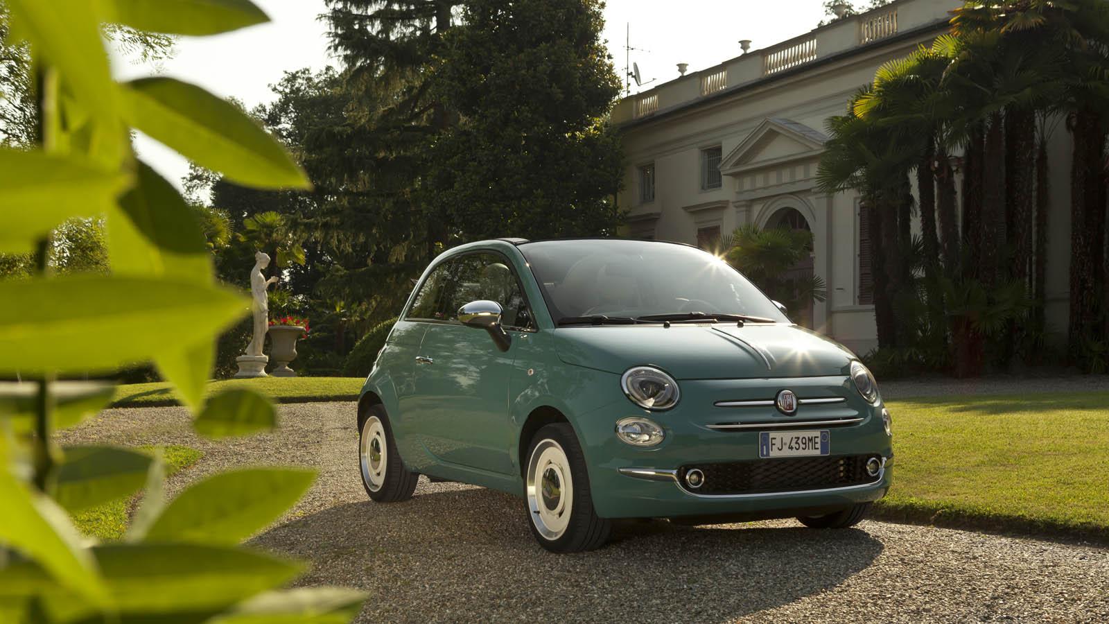 Fiat 500 Anniversario Edition (5)