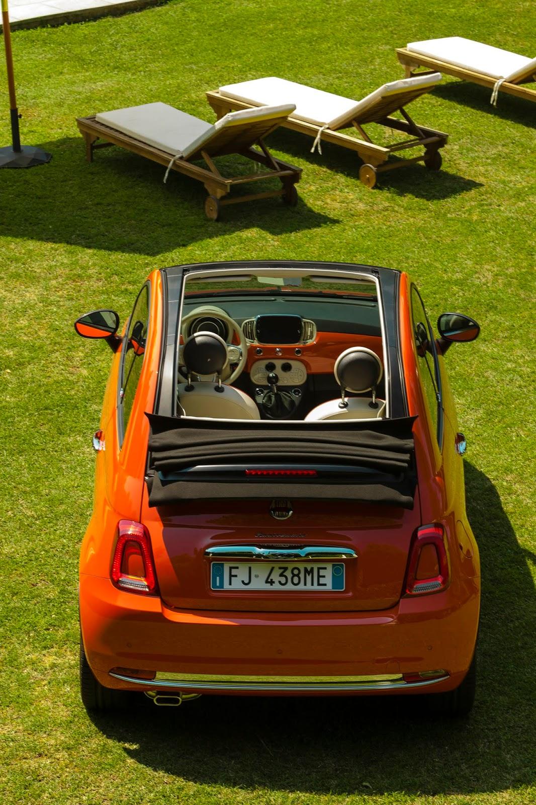 Fiat 500 Anniversario Edition (9)