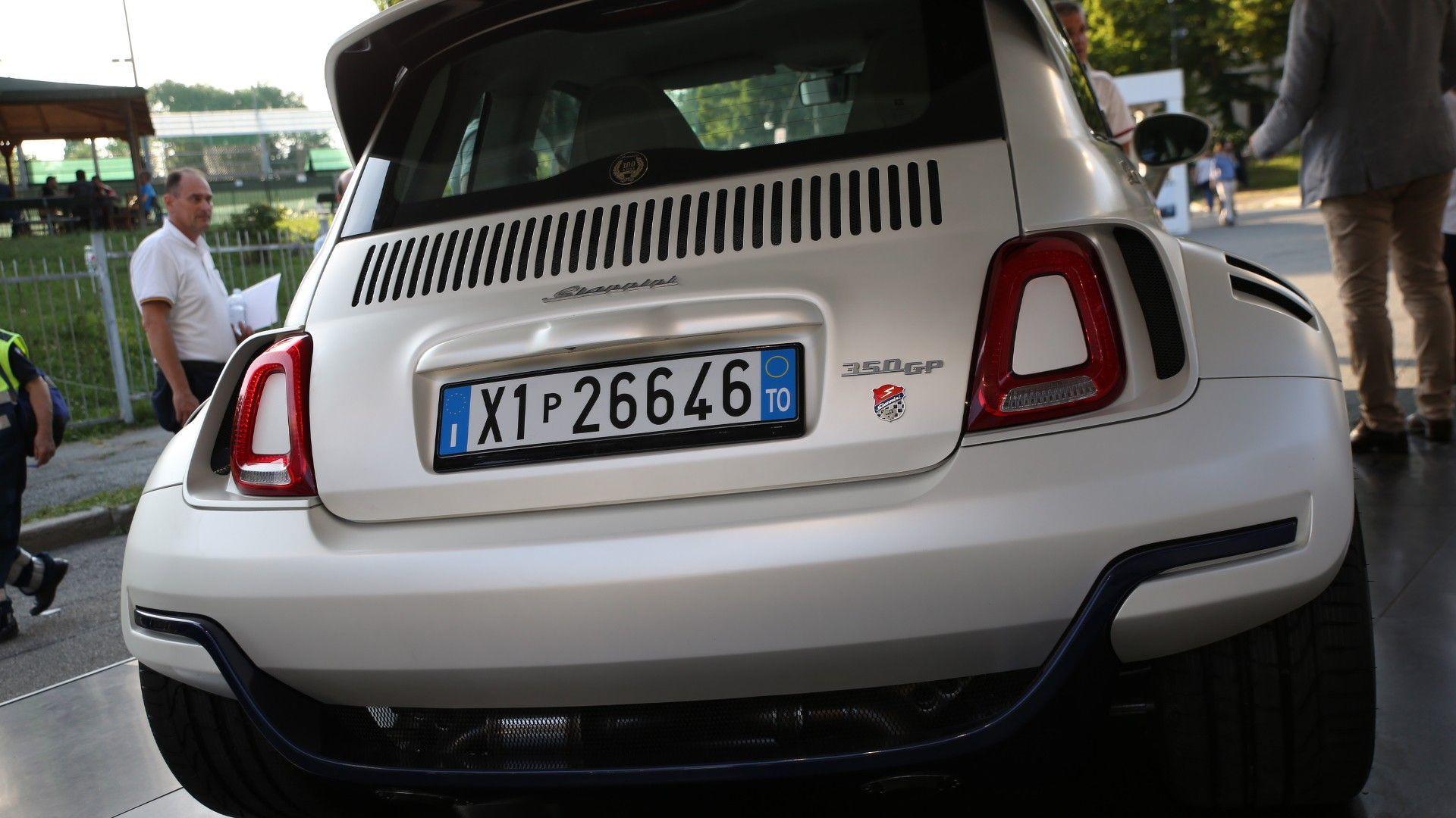 Index Of Wp Content Gallery 2017 Fiat 500 Giannini 350 Gp Anniversario
